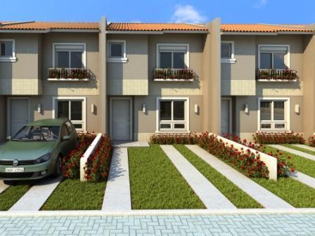 Casa de 2 dormitórios em Distrito Industrial, Cachoeirinha - RS