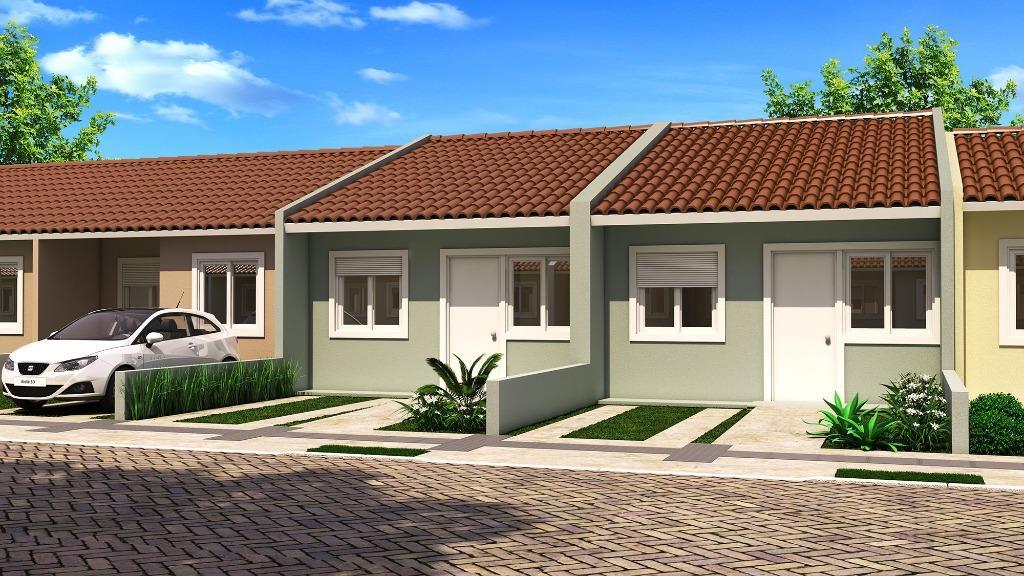 Casa de 2 dormitórios à venda em Sítio Ipiranga, Cachoeirinha - RS