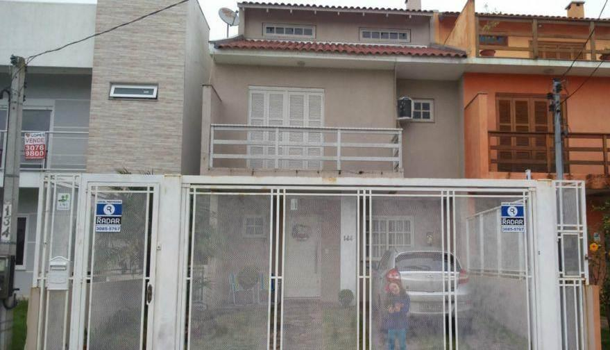 Casa de 3 dormitórios em Aberta Dos Morros, Porto Alegre - RS