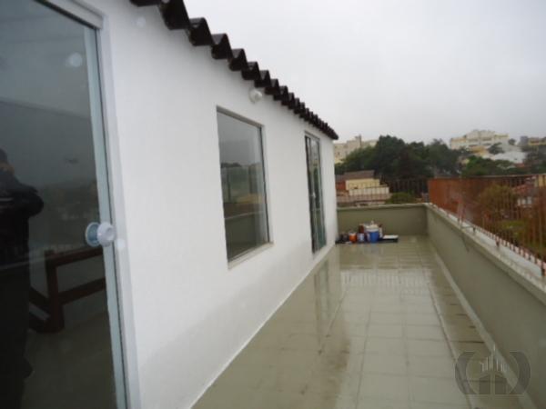 Cobertura de 2 dormitórios à venda em Cristal, Porto Alegre - RS