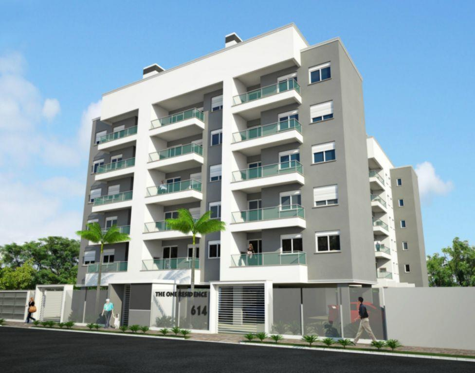 Apartamento de 1 dormitório à venda em Niterói, Canoas - RS