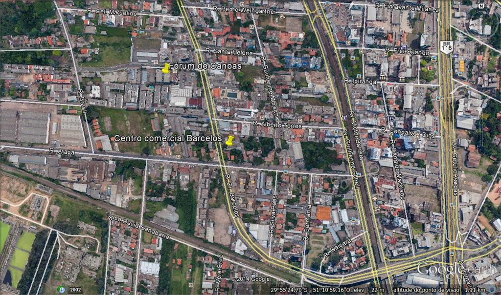 Sala à venda em Centro, Canoas - RS