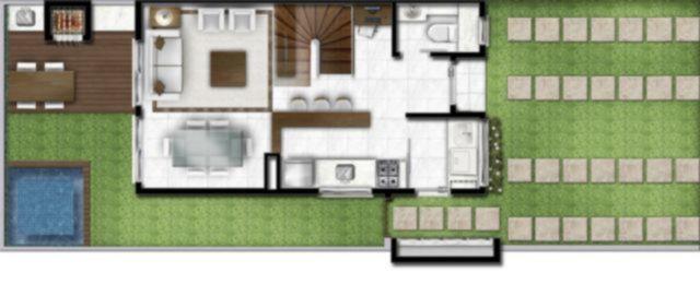 Sobrado de 2 dormitórios à venda em Harmonia, Canoas - RS