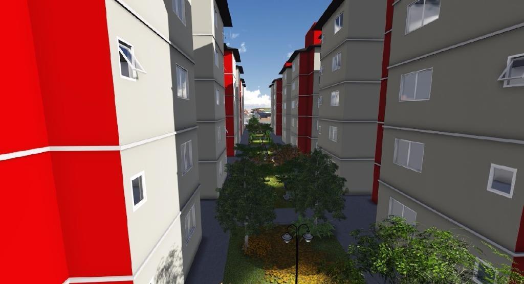 Apartamento de 2 dormitórios à venda em Lomba Da Palmeira, Sapucaia Do Sul - RS