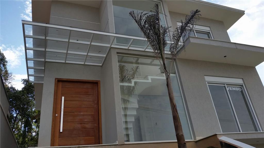 Casa de 4 dormitórios em Condomínio Real Park, Arujá - SP