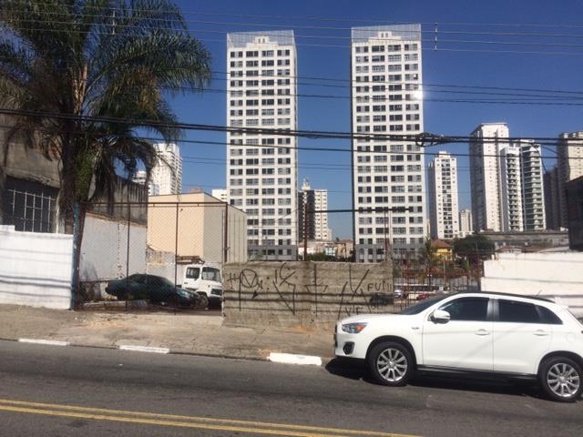 Área em Anália Franco, São Paulo - SP