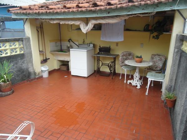 Sobrado de 2 dormitórios em Parque São Jorge, São Paulo - SP