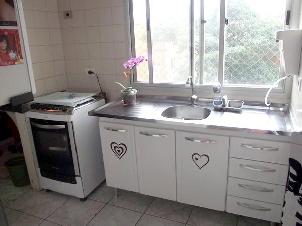 Apartamento de 2 dormitórios em Vila Alpina, São Paulo - SP