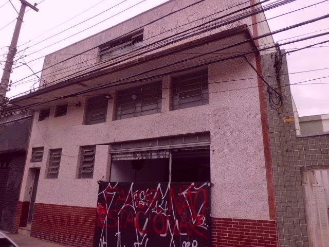 Galpão à venda em Tatuapé, São Paulo - SP