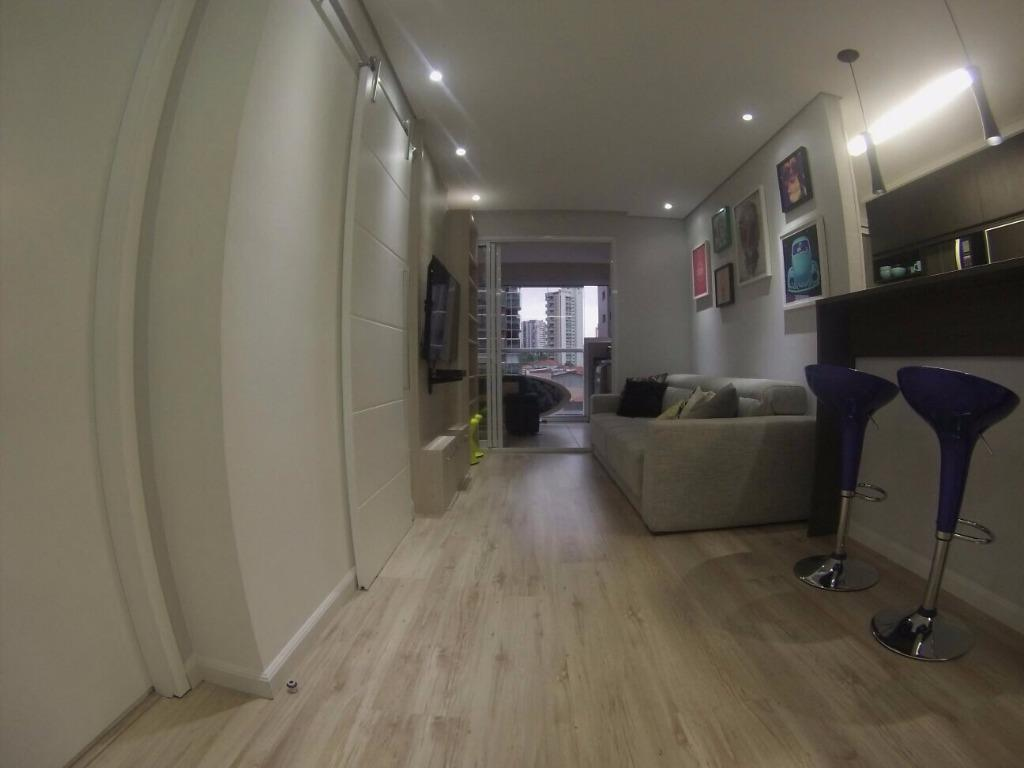 Apartamento de 1 dormitório em Anália Franco, São Paulo - SP