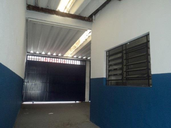 Galpão em Vila Antonieta, São Paulo - SP