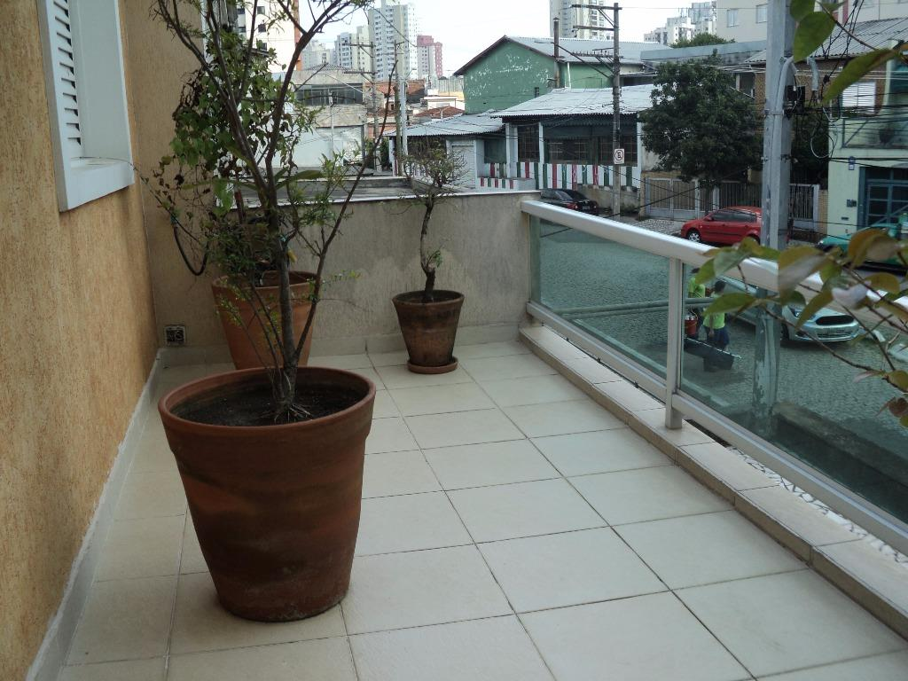 Sobrado de 3 dormitórios à venda em Mooca, São Paulo - SP