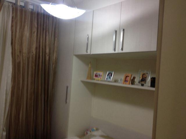 Apartamento de 2 dormitórios à venda em Parque Do Carmo, São Paulo - SP