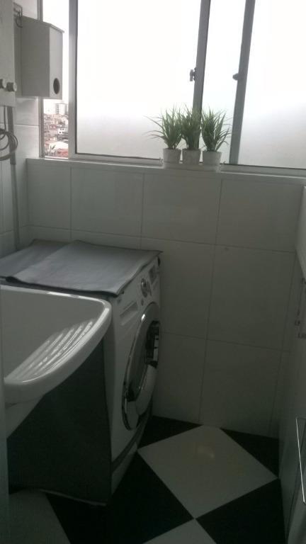 Apartamento de 2 dormitórios em Jardim Textil, São Paulo - SP