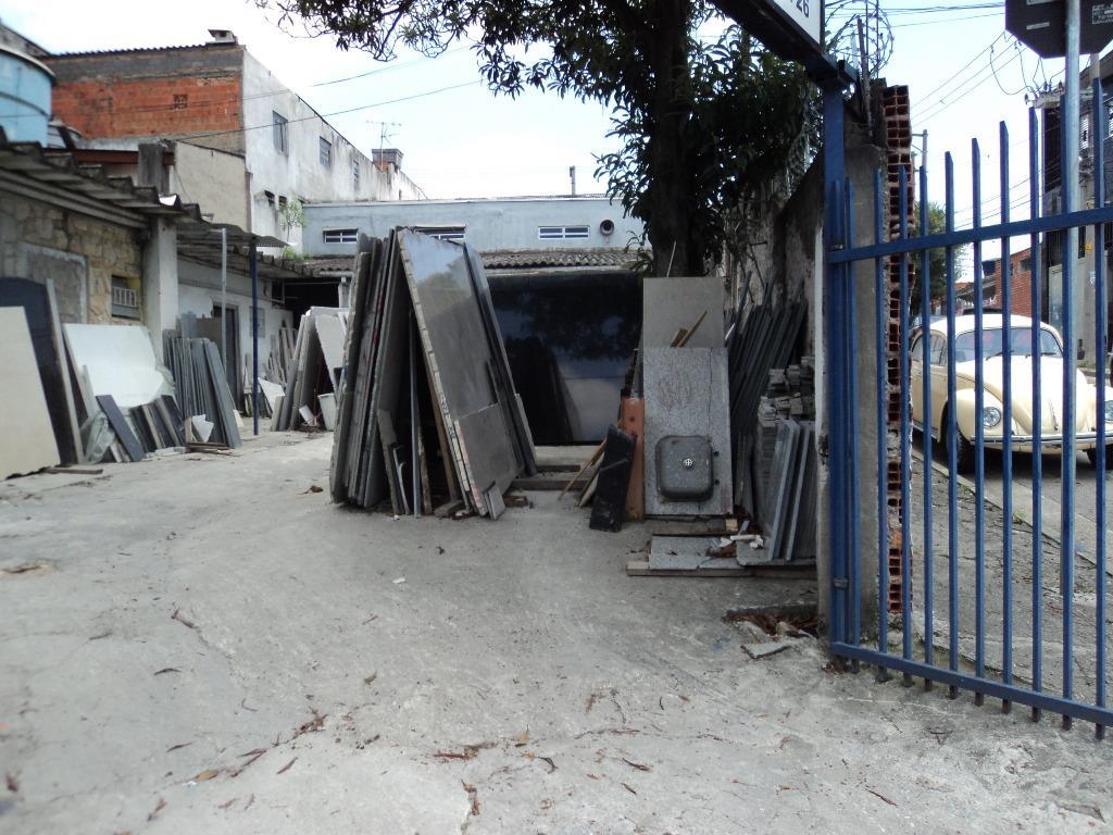 Galpão em Sapopemba, São Paulo - SP