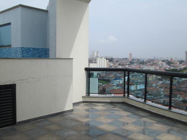 Cobertura de 4 dormitórios em Água Rasa, São Paulo - SP