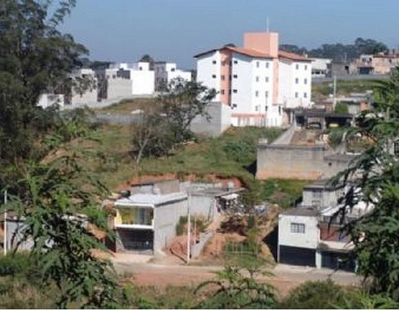 Terreno em Jardim Cambiri, Ferraz De Vasconcelos - SP