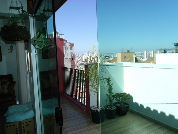 Cobertura de 2 dormitórios em Vila Ema, São Paulo - SP