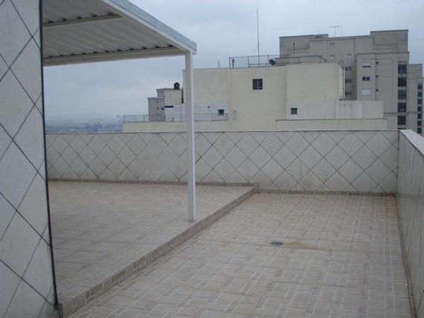 Cobertura de 3 dormitórios em Belém, São Paulo - SP