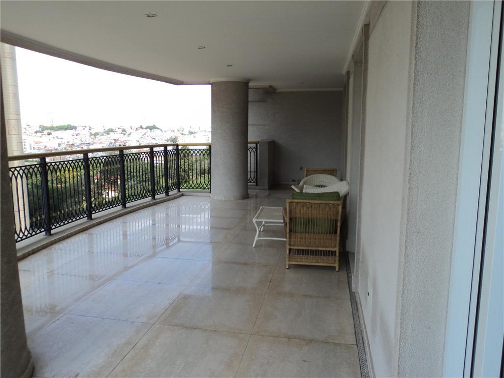 Apartamento de 5 dormitórios à venda em Anália Franco, São Paulo - SP