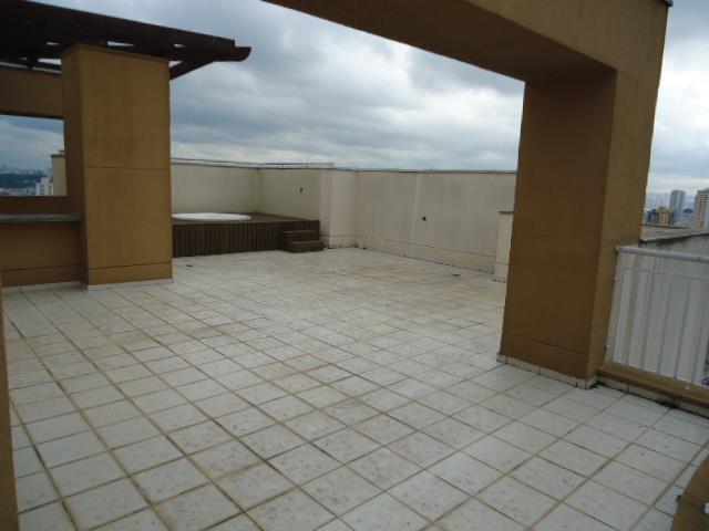 Cobertura de 3 dormitórios em Jardim Avelino, São Paulo - SP