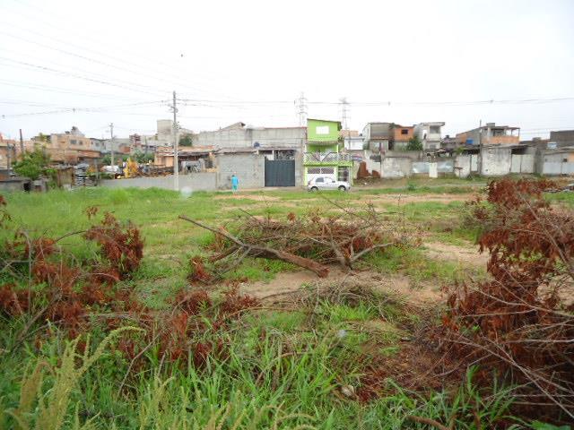 Área em Jardim Luciana, Itaquaquecetuba - SP