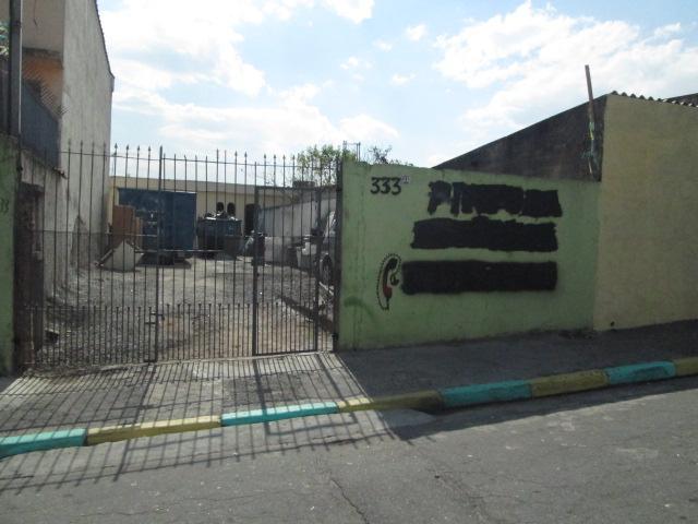 Terreno à venda em Vila Antonieta, São Paulo - SP