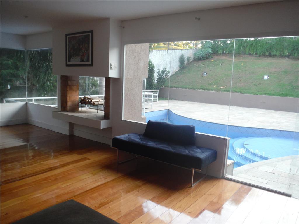 Casa de 5 dormitórios à venda em Residencial Tamboré, Barueri - SP