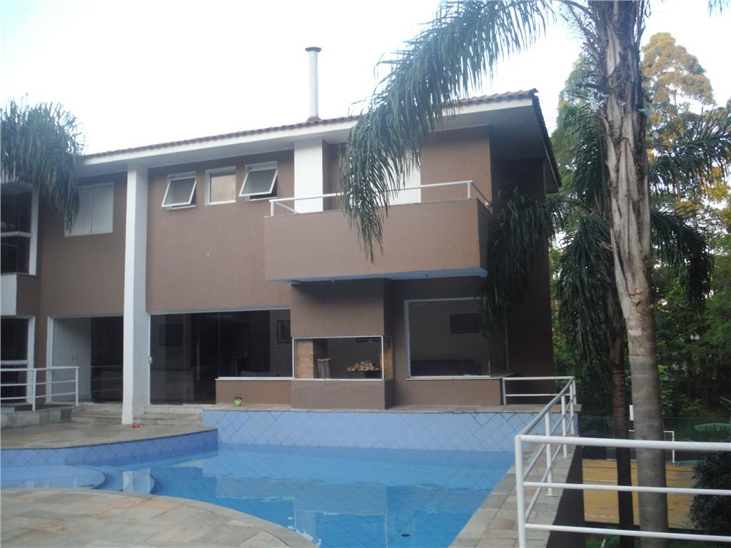 Casa de 5 dormitórios em Residencial Tamboré, Barueri - SP
