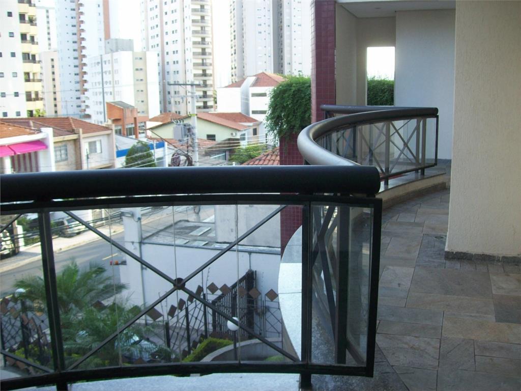 Cobertura de 3 dormitórios em Anália Franco, São Paulo - SP