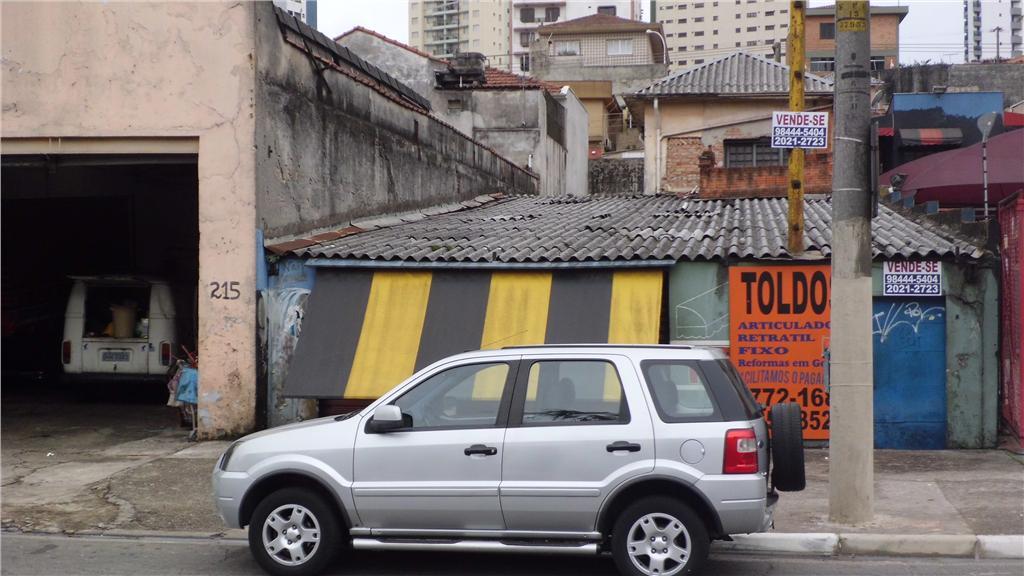Terreno à venda em Jardim Anália Franco, São Paulo - SP