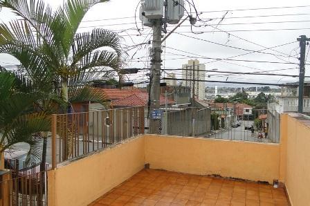 Casa de 3 dormitórios em Vila Antonieta, São Paulo - SP