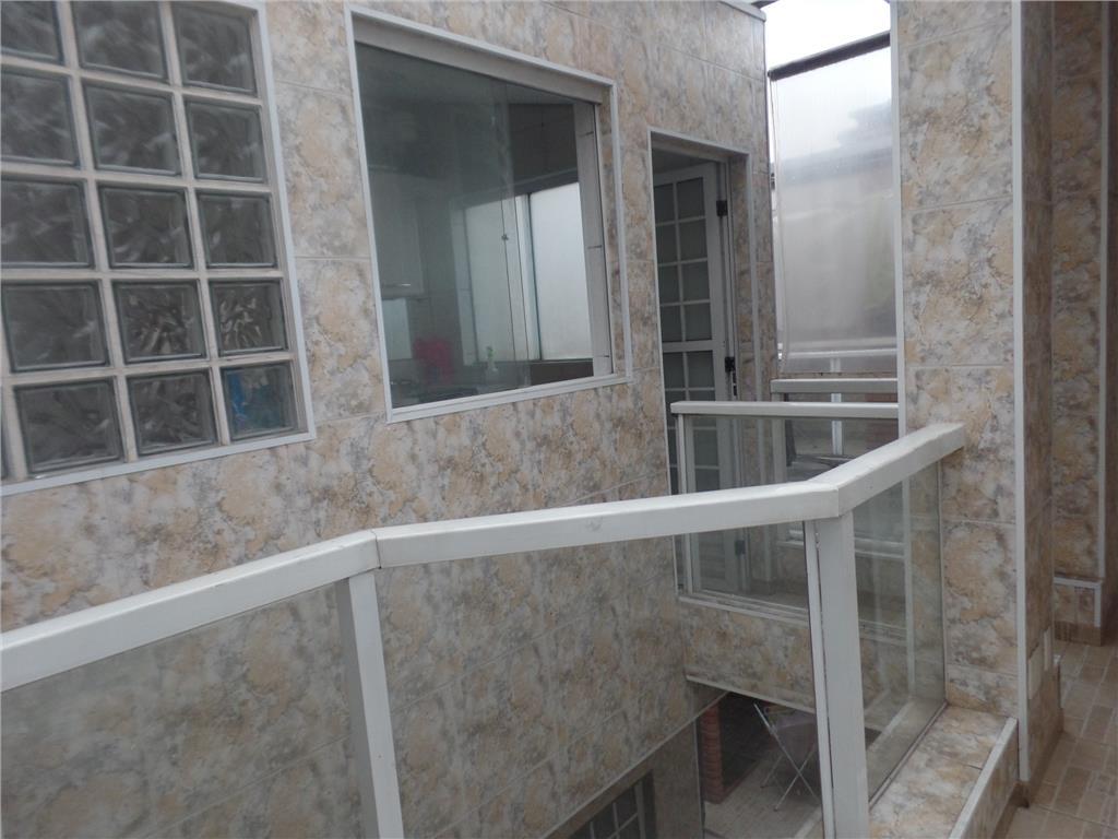 Sobrado de 3 dormitórios em Parque São Jorge, São Paulo - SP