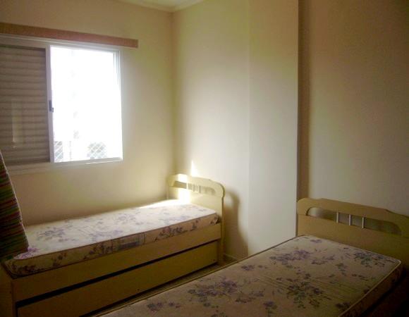 Apartamento de 2 dormitórios em Centro, Mongaguá - SP