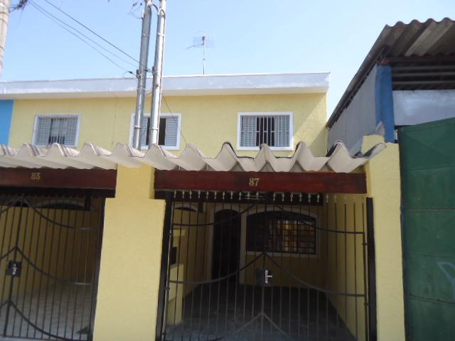 Sobrado de 3 dormitórios em Artur Alvim, São Paulo - SP