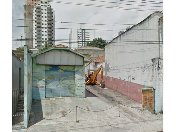 Terreno em Água Rasa, São Paulo - SP