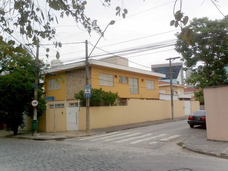 Sobrado de 4 dormitórios à venda em Brooklin Paulista, São Paulo - SP