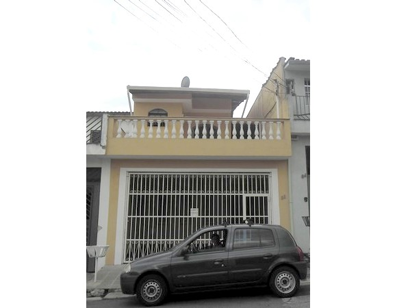 Sobrado de 3 dormitórios em Cangaíba, São Paulo - SP