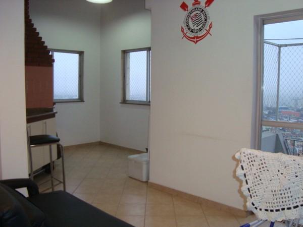 Cobertura de 3 dormitórios em Jardim Textil, São Paulo - SP