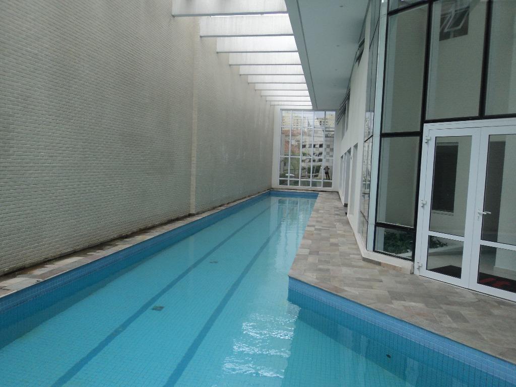 Apartamento de 1 dormitório em Tatuapé, São Paulo - SP