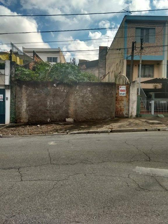 Terreno em Mooca, São Paulo - SP