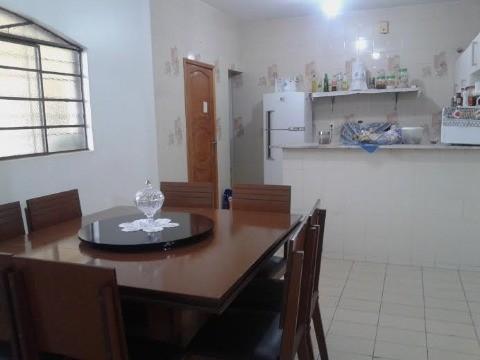 Casa residencial à venda, Santa Cruz, Cuiabá - CA0232.