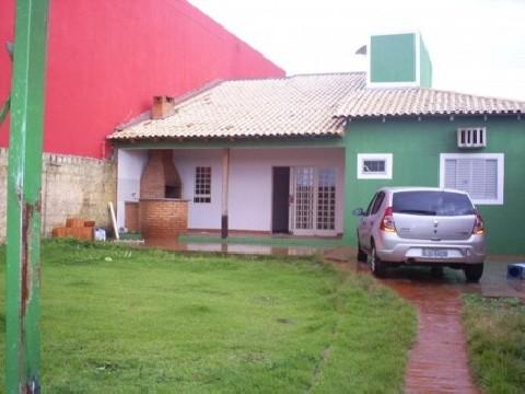 Casa residencial à venda, Altos do Coxipó, Cuiabá - CA0159.