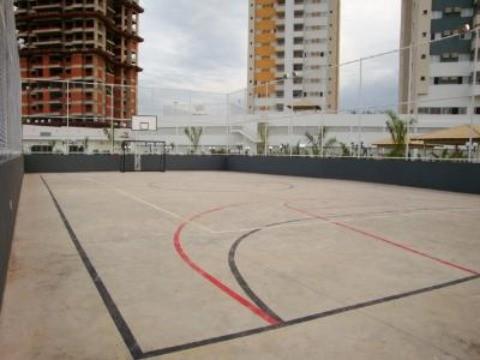 Apartamento residencial à venda, Jardim Aclimação, Pantanal I, Cuiabá - AP0266.
