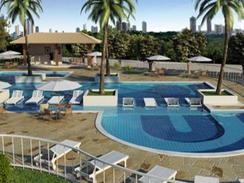 Apartamento residencial à venda, CPA II, Morada do Parque, Cuiabá - AP0297.