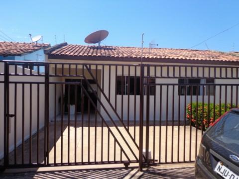 Casa Residencial à venda, Centro, Itaguaia - CA0181.