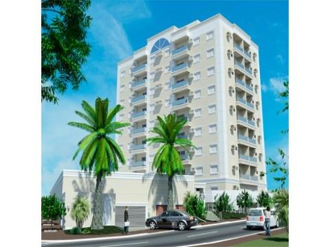 Apartamento residencial à venda, Ribeirão da Ponte, Della Rosa II, Cuiabá - AP0291.