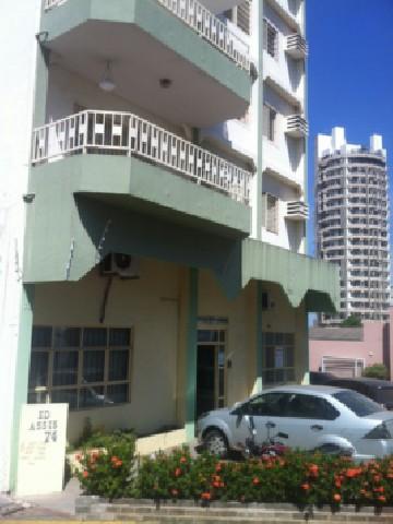 Apartamento residencial à venda, Bosque, Ed. Assis, Cuiabá - AP0241.