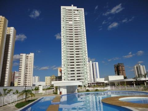 Apartamento  residencial à venda, American Residence Jardim das Américas, Cuiabá.