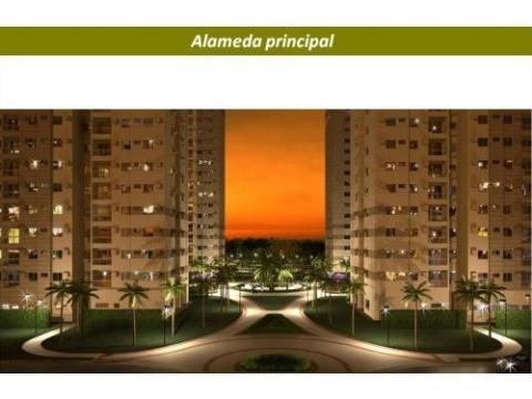 Apartamento Residencial à venda, Centro, Cuiabá - AP0279.
